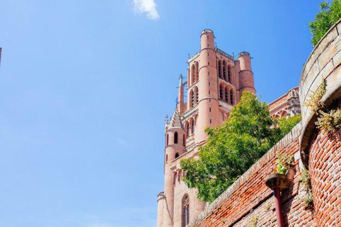 La Tour de la Cathédrale d'Albi