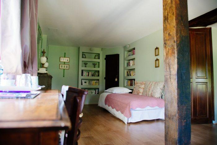 Une chambre au chateau du bois de la lune