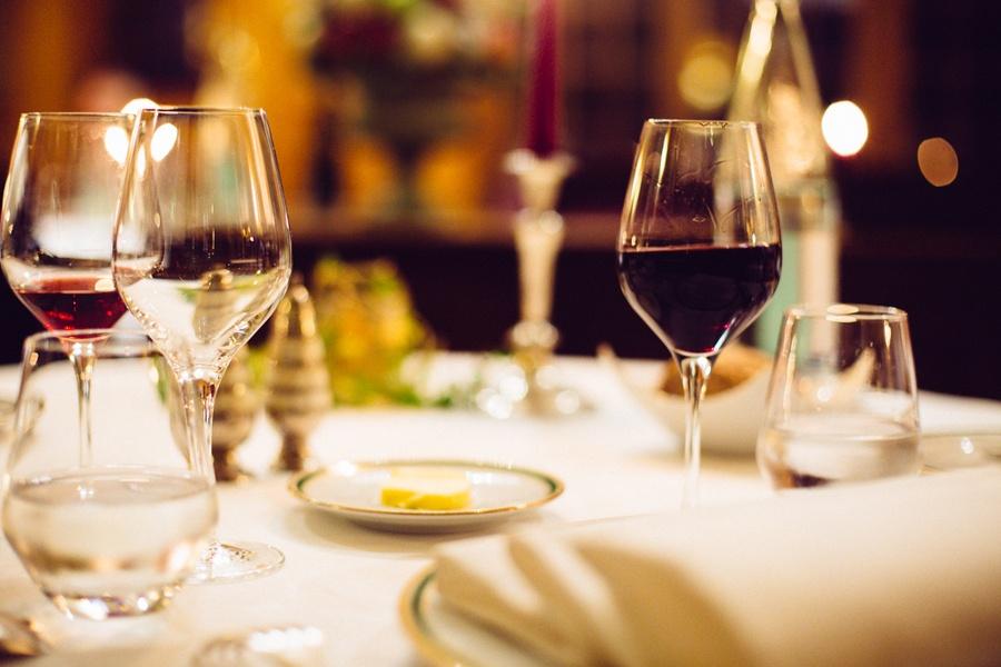 Notre table au Moulin de Connelles