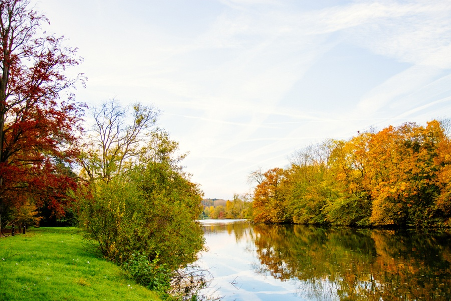 L'automne en Normandie