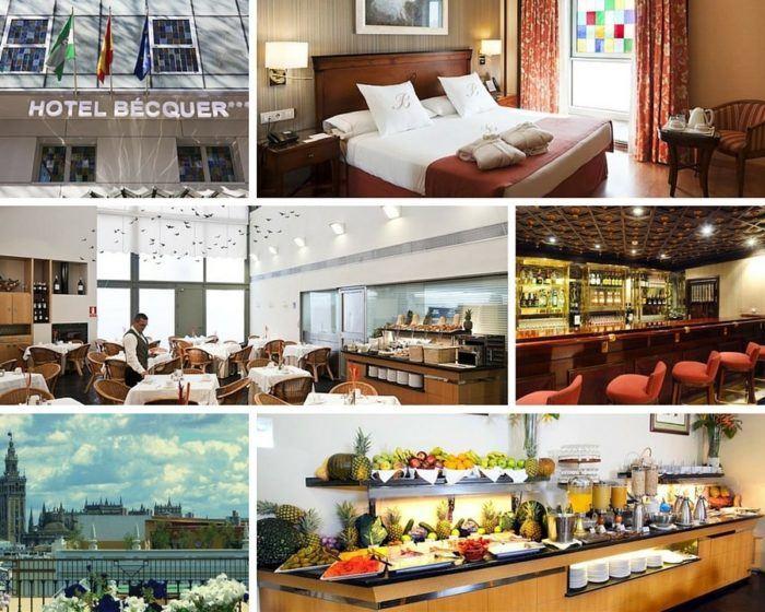 Hôtel Becquer