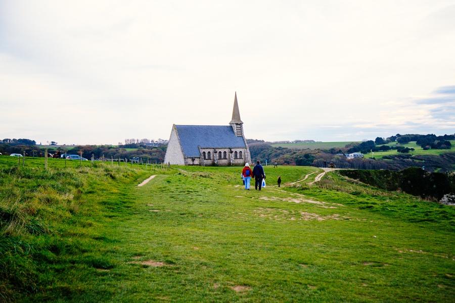 Chapelle Notre-Dame d'Etretat