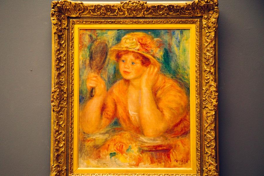 Impressionnisme au musée des beaux arts