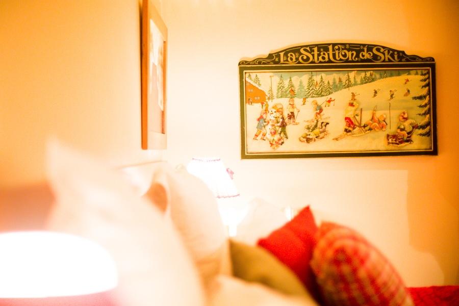 les chambres de l'hôtel Vent d'Ouest