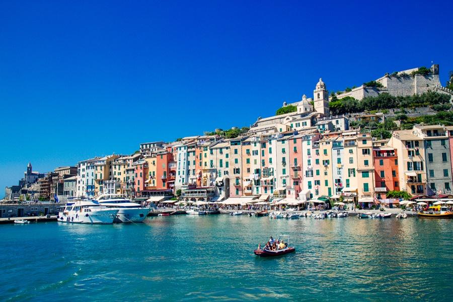 10 jolies photos des 5 terres en italie for Hotels 5 terres italie