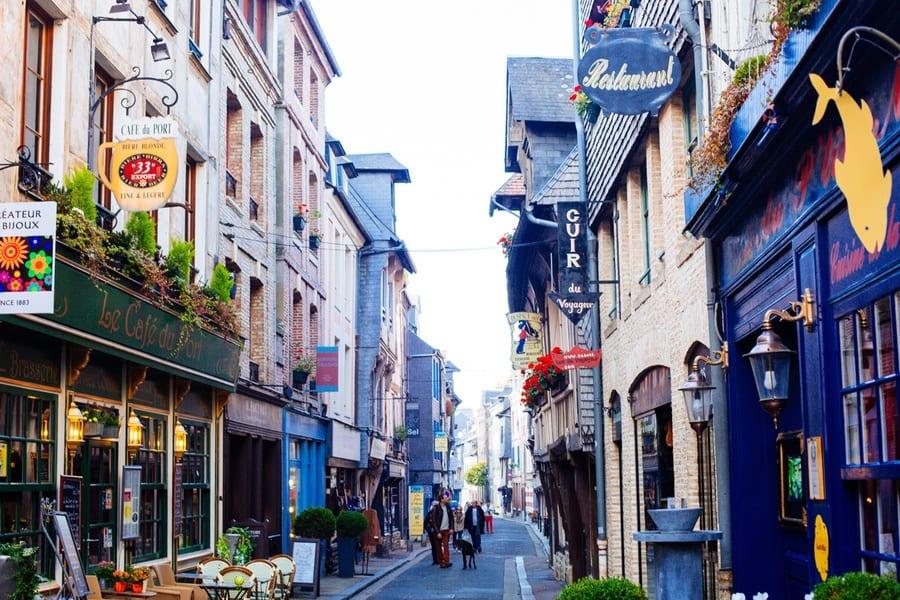 Quartier Sainte Catherine Honfleur