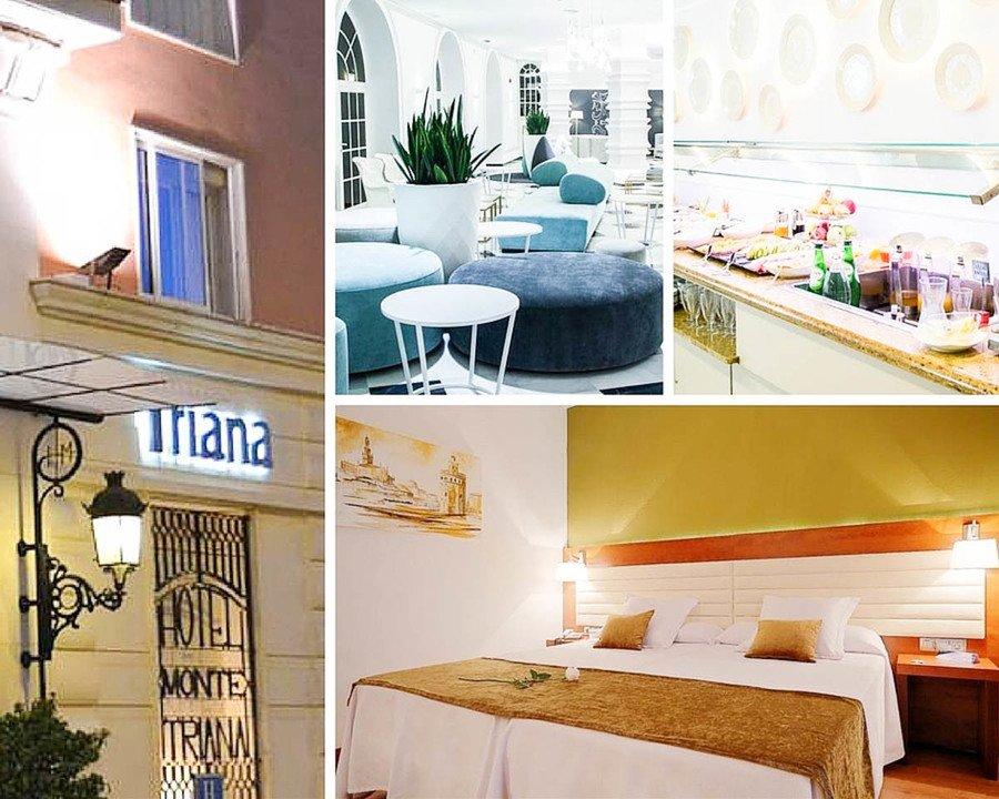 Ou dormir a Seville Hotel Monte de Triana