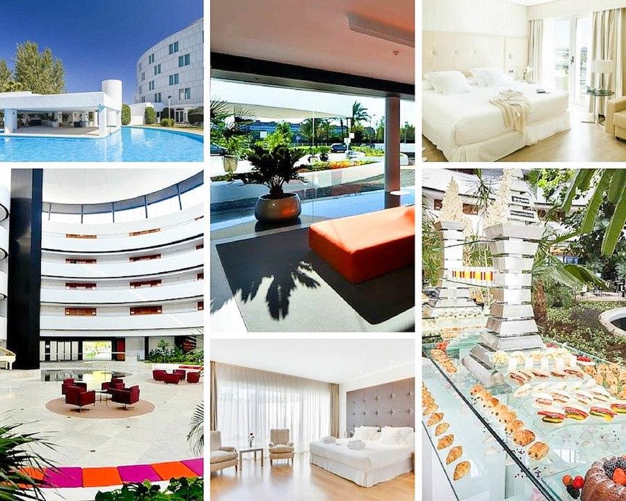 Ou dormir a Seville Hotel Barceló Renacimiento