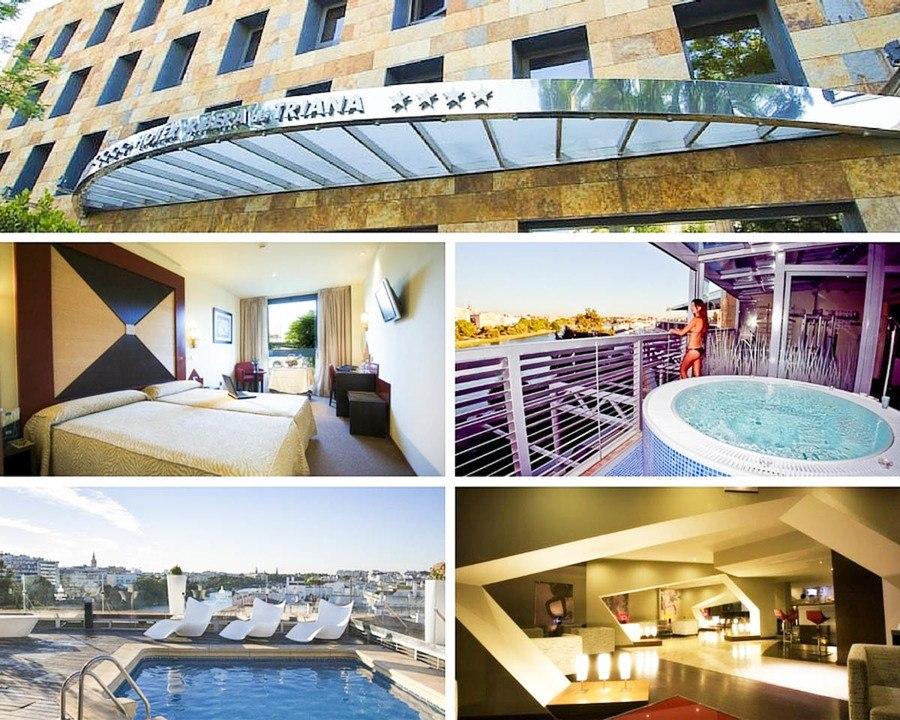 Ou dormir a Seville Hotel Ribera de Triana