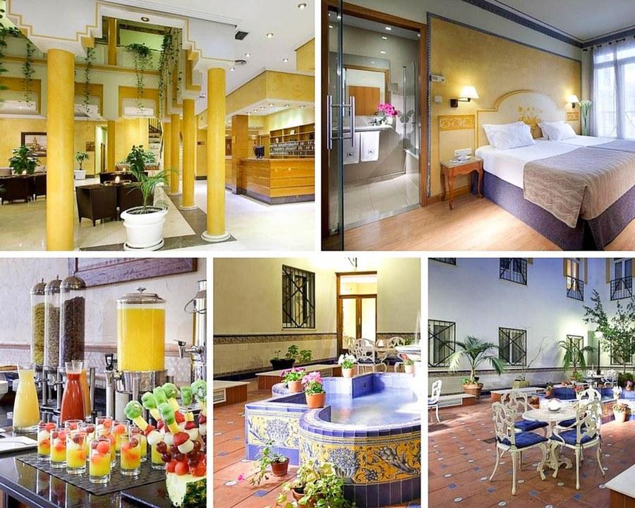 Ou dormir a Seville Hotel Eurostars Regina