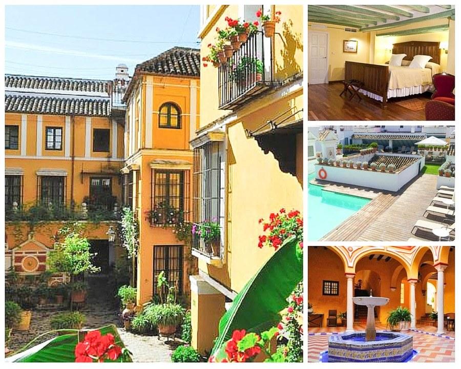 Ou dormir a Seville Hotel Las casas de la Juderia