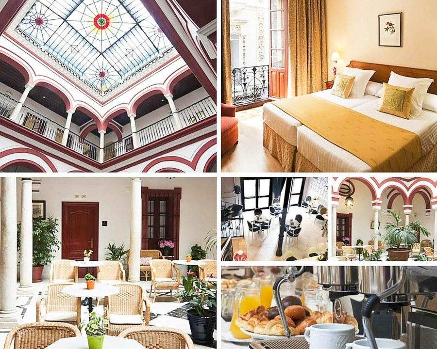 Ou dormir a Seville Hotel Las Casas De Los Mercaderes