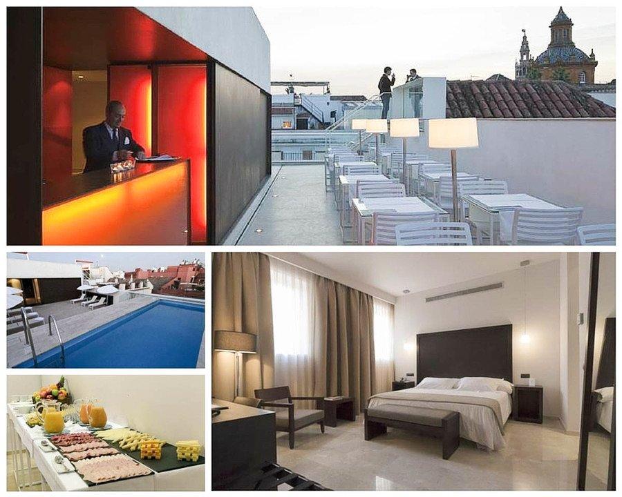 Ou dormir a Seville hotel Rey Alfonso X