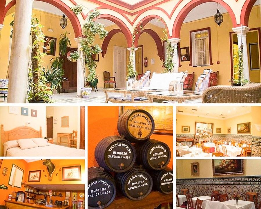 Ou dormir a Seville Hotel Sierpes