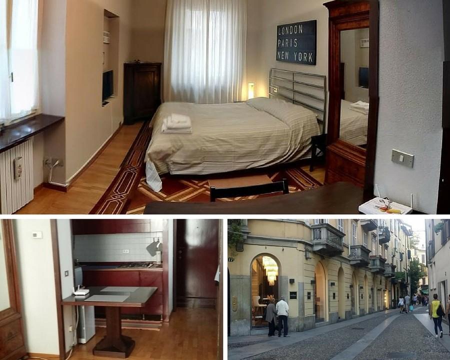 Appartement Brera