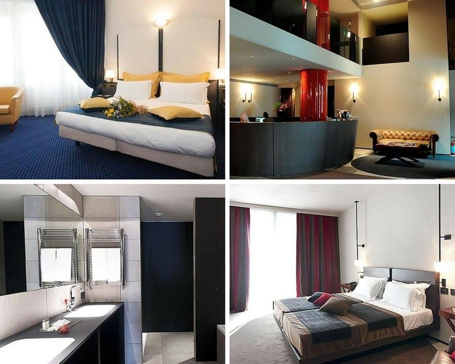 Hôtel à Milan : l'Ambasciatori