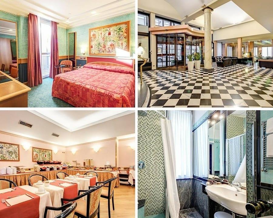 Hôtel Brunelleschi pour dormir à Milan