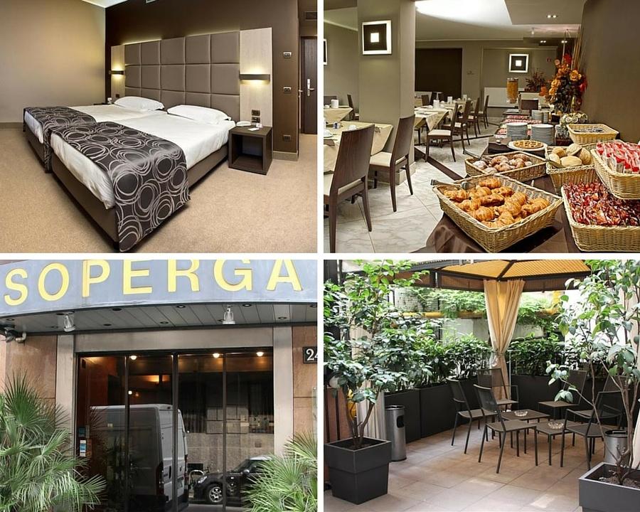 Hôtel Soperga