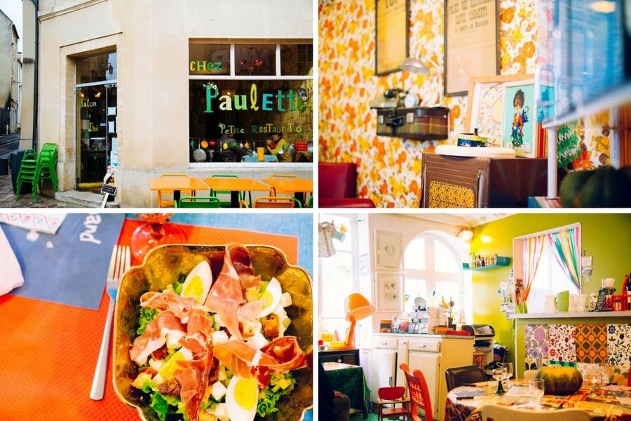 Restaurant Chez Paulette Bayeux Normandie