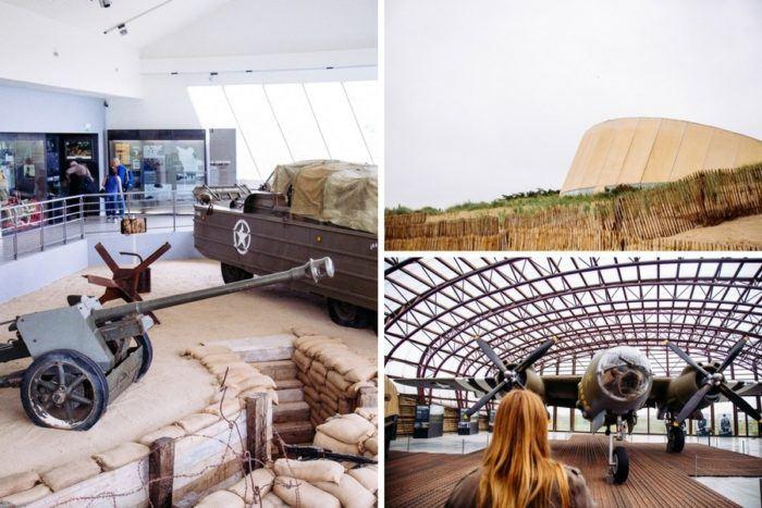 Le musée du débarquement à Utah Beach