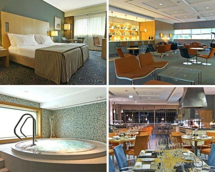 Dormir au SANA MAlhoa Hotel à Lisbonne