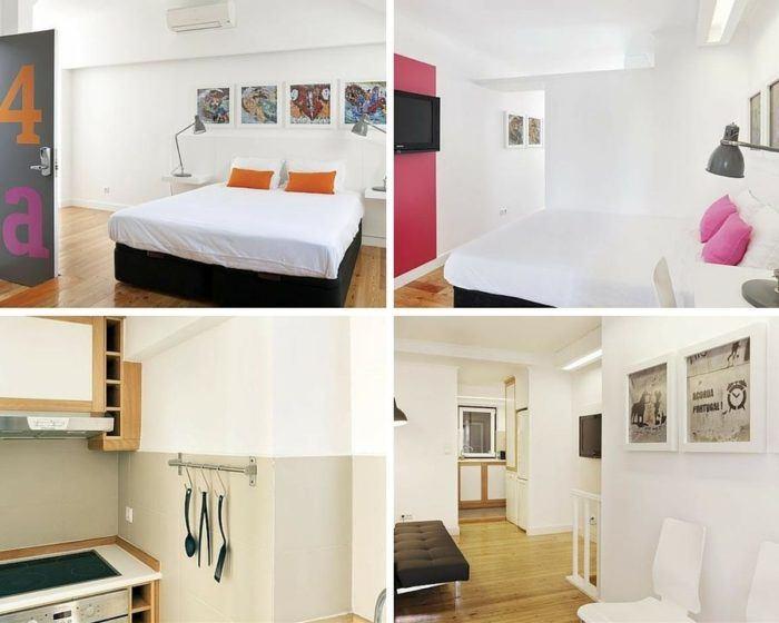 Dormir aux Hello Lisbon Santos Apartmentos