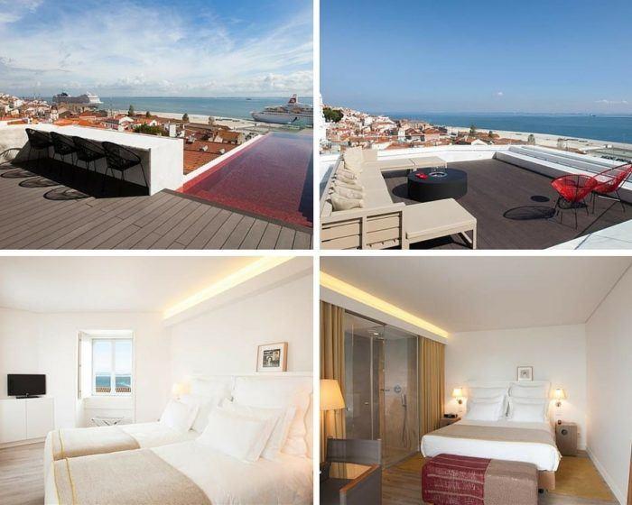 Dormir au Memmo Alfama Design Hotel à Lisbonne