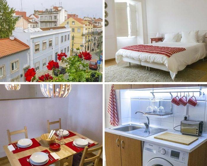 Dormir à l'Apartmento Na Lapa à Lisbonne