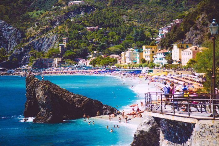 les plages de Monterosso