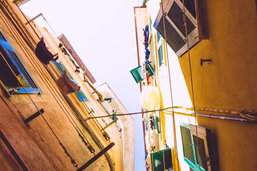 Une ruelle de Vernazza