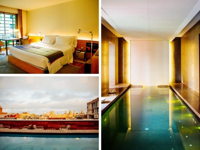 L'Hôtel OMM à Barcelone