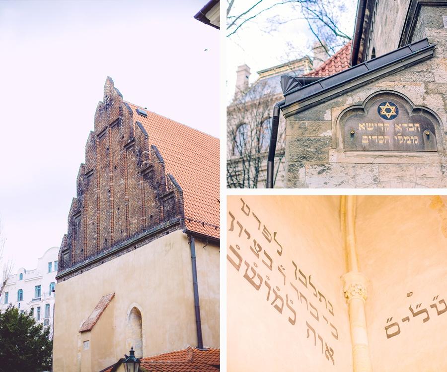 Synagogue Vielle-Nouvelle