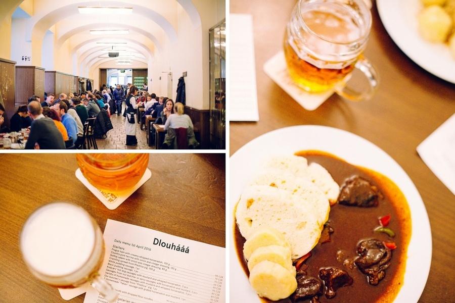 Lokal Restaurant à Prague