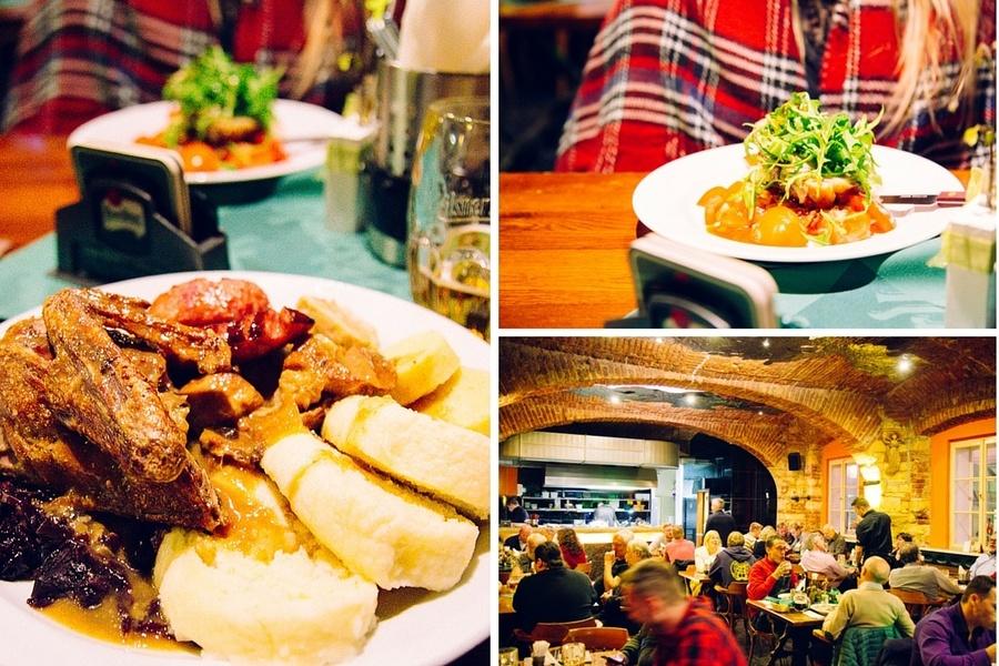 Bredovsky DvurRestaurant à Prague