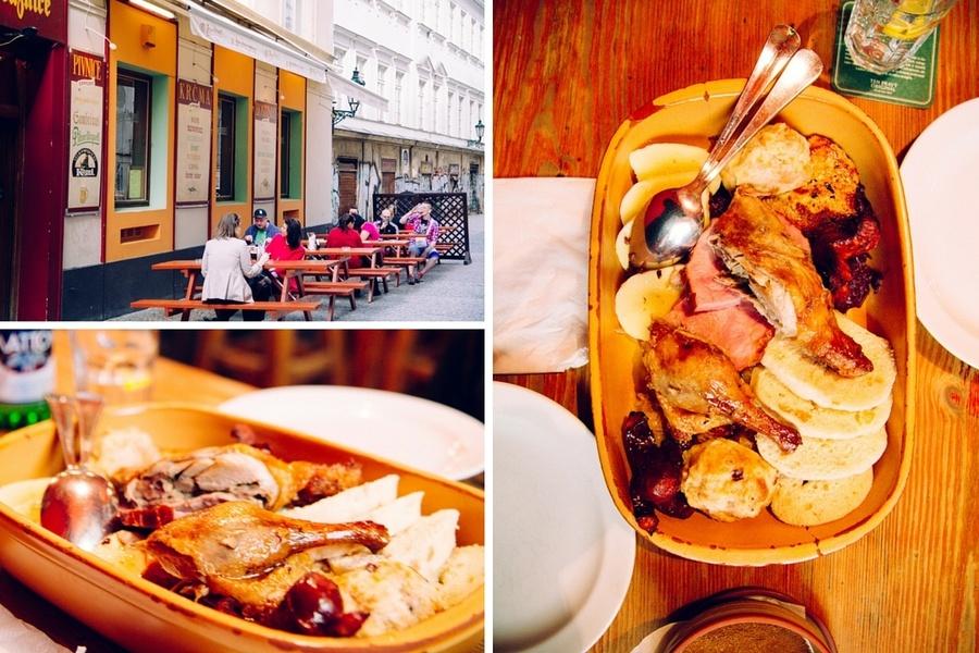 Provaznice Restaurant à Prague