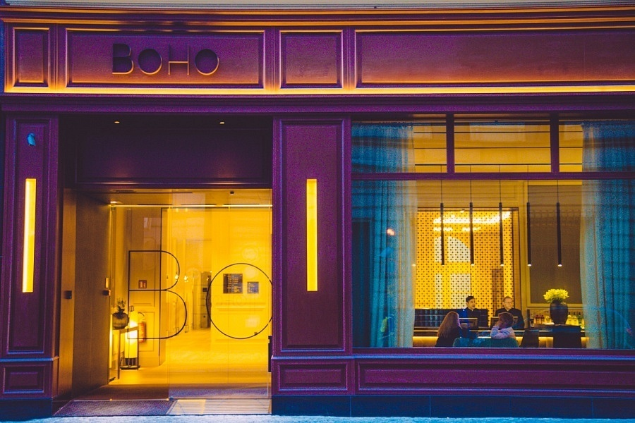 BoHo Hôtel de Prague