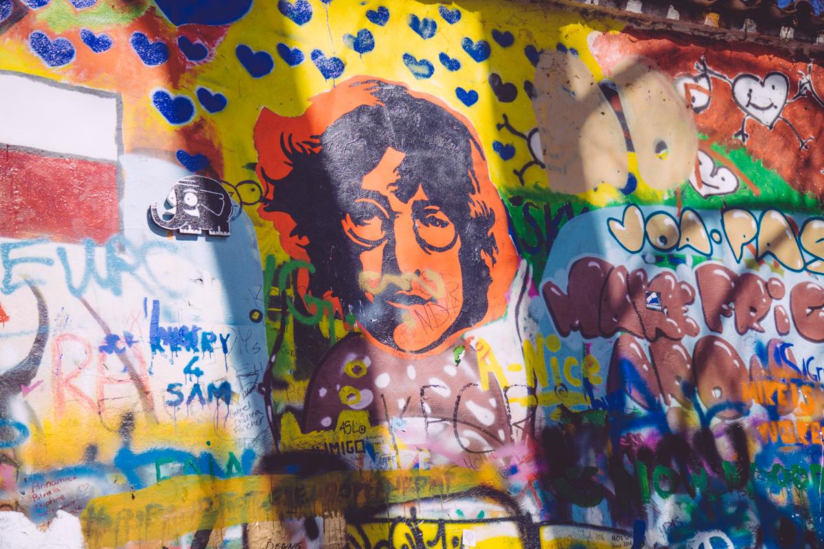 Le Mur de John Lennon