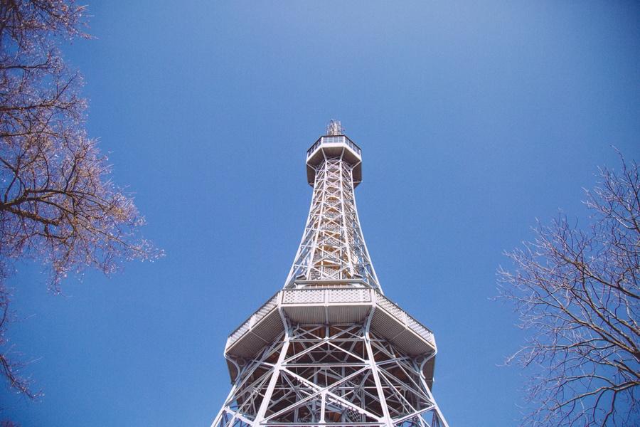 La tour Petrin