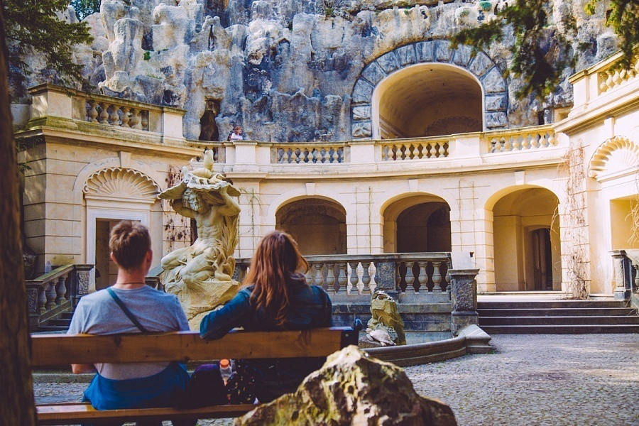 Visiter Prague à deux