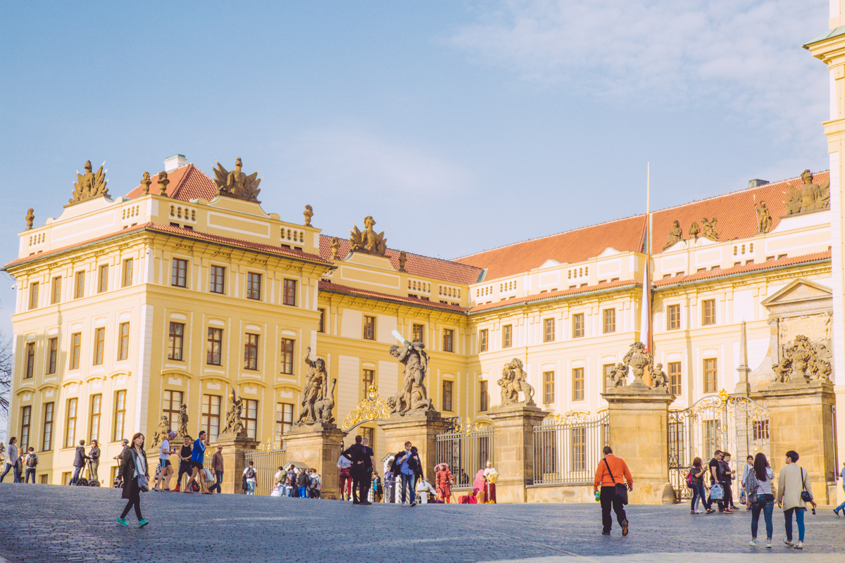 Chateau de Prague