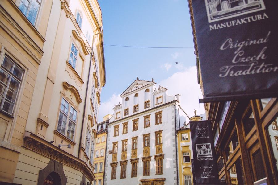 quartier stare mesto