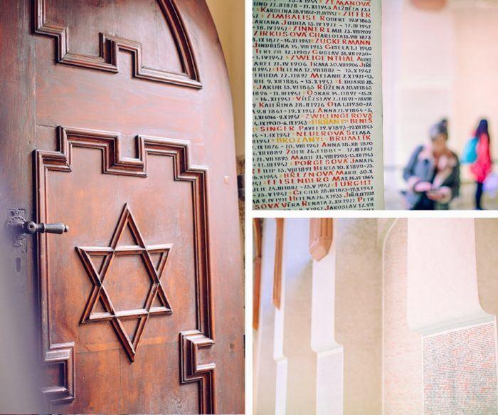 La synagogue Pinkas
