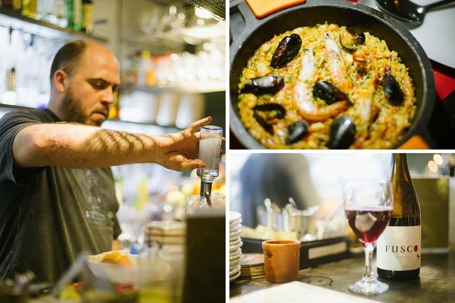 Restaurant Arume Barcelone