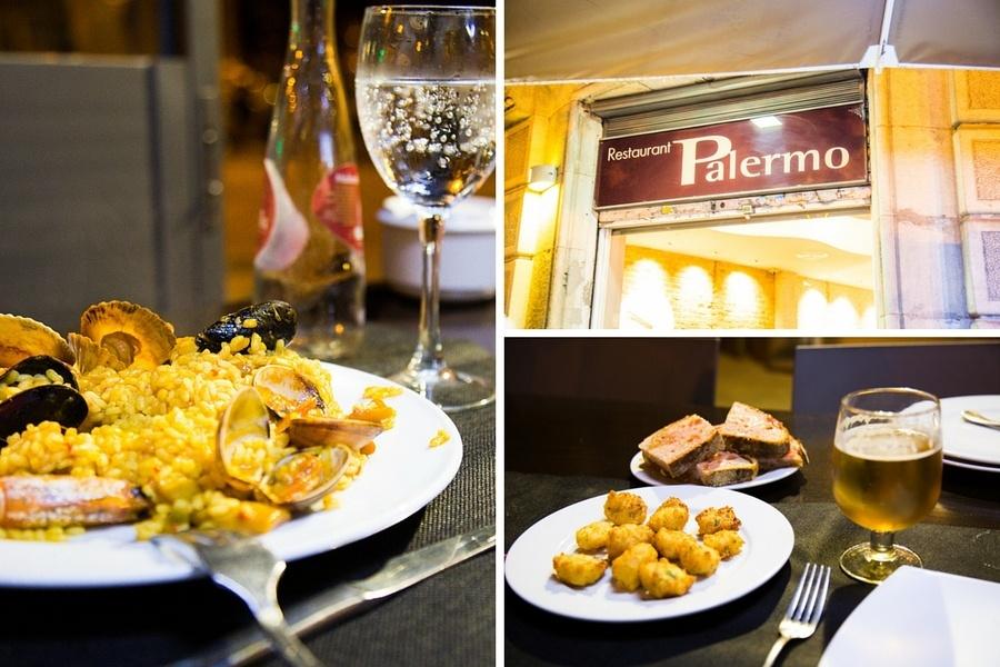 Restaurant Palermo Barcelone