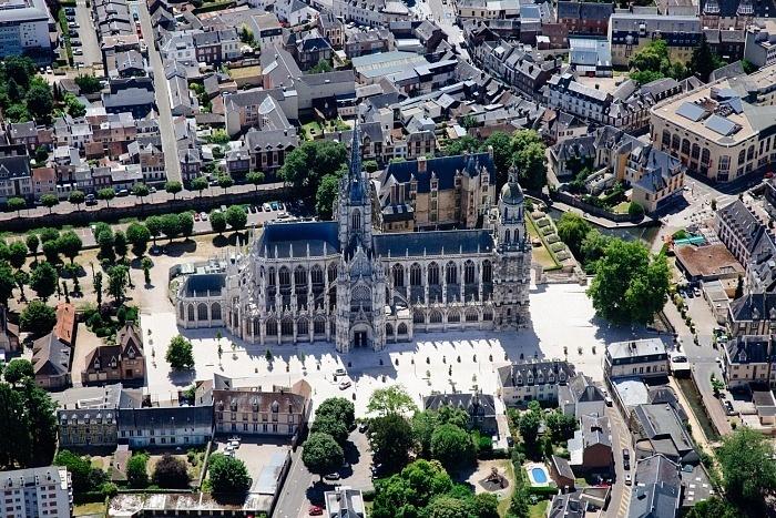 cathédrale notre dame evreux ulm