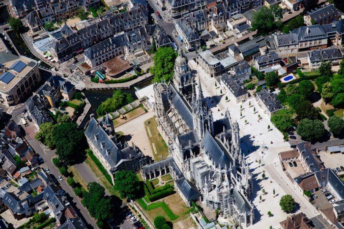 cathédrale evreux ULM