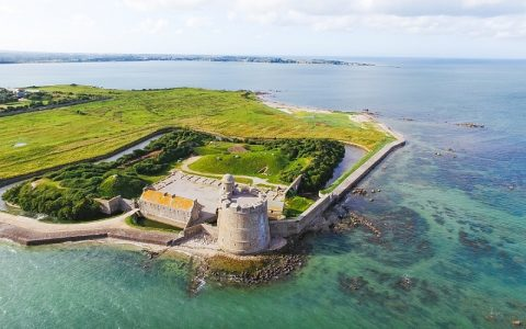 Fort Vauban ile de Tatihou