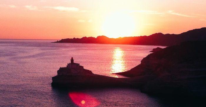 Croisiere en voilier entre la Corse et la Sardaigne