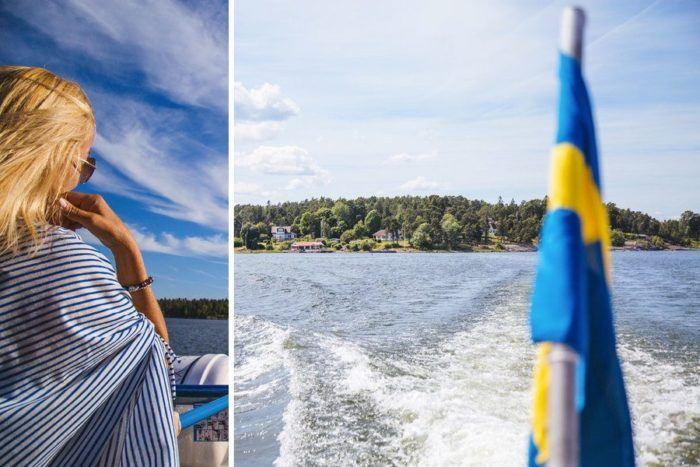traversée de la mer baltique