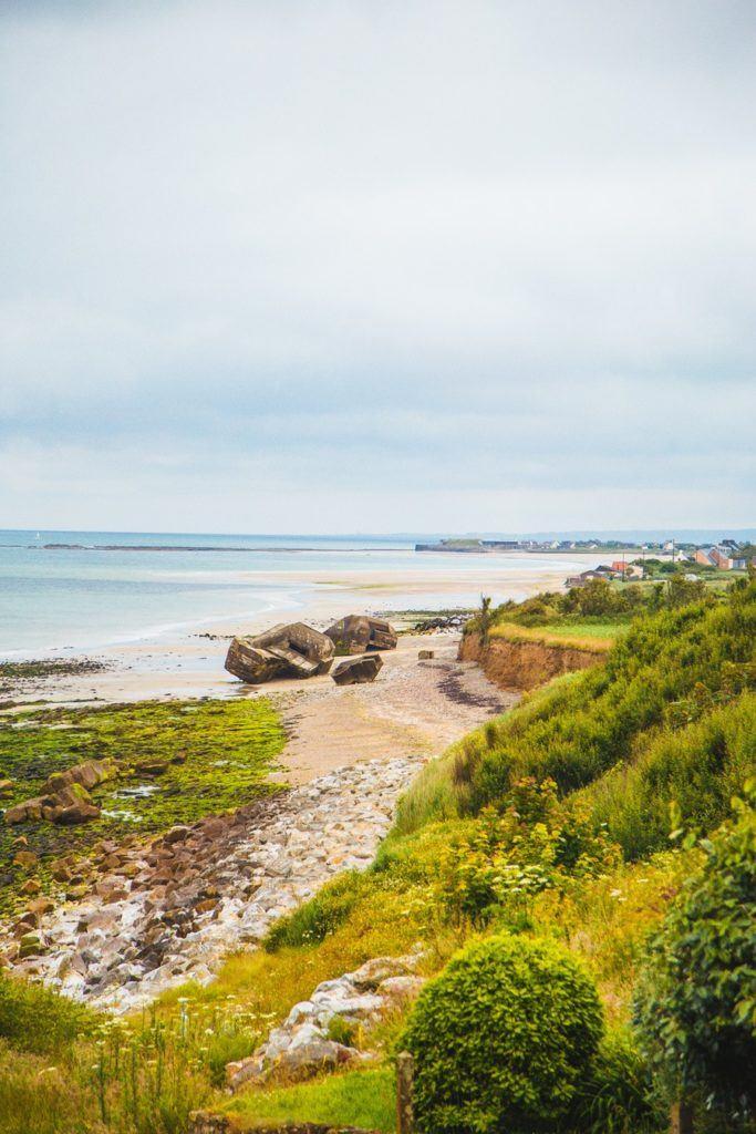 Hotel Face Mer Normandie